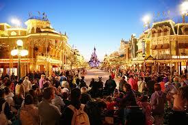 Disney parc